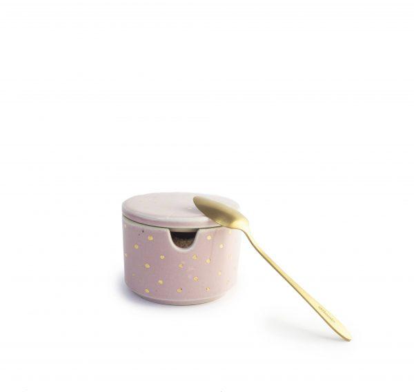 Cukiernica w złote kropki, emwustudio